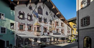 Goldener Greif - Kitzbühel - Bangunan