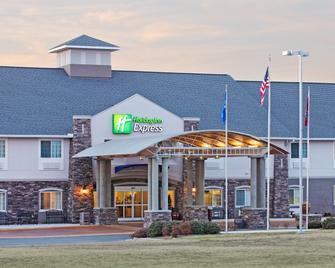 Holiday Inn Express Monticello - Monticello - Building