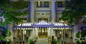 Willard Intercontinental Washington, An Ihg Hotel - Washington - Building