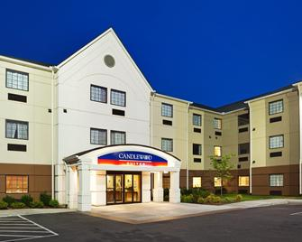 Candlewood Suites Knoxville Airport-Alcoa - Alcoa - Building