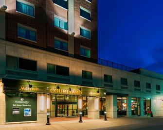 Courtyard by Marriott Little Rock Downtown - Little Rock - Building
