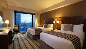 JW Marriott Hotel Mexico City Santa Fe - מקסיקו סיטי - חדר שינה