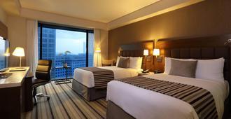 JW Marriott Hotel Mexico City Santa Fe - Mexico City - Bedroom