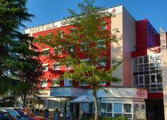 錫塔茲伯格城市夥伴酒店 - 杜伊斯堡 - 杜伊斯堡 - 建築