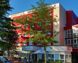Hotel Sittardsberg - Duisburg - Gebouw
