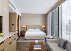 Courtyard by Marriott Xi'an North - Xi'an - Bedroom