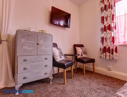 Ashford House Guest House - Bridlington - Living room