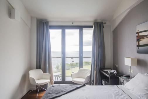 Hotel Arbe - Deba - Bedroom