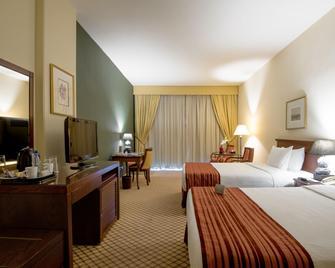 Galleria Hotel Beirut - Beirut - Bedroom