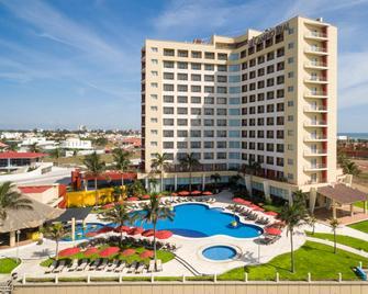 Camino Real Veracruz - Boca Del Rio - Будівля