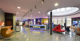 Designhotel + Congresscentrum Wienecke XI. - האנובר - לובי