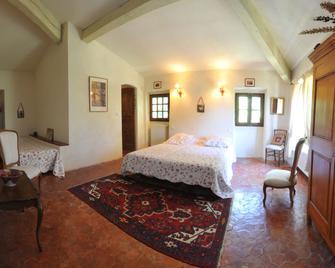 Bastide de l'Adrech - Manosque - Bedroom