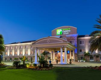 Holiday Inn Express Hotel & Suites New Iberia - Avery Island - New Iberia - Gebouw