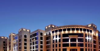 Mövenpick Hotel Apartments Al Mamzar Dubai - Dubai - Edifici