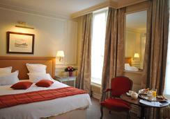 Hotel De L'universite - Pariisi - Makuuhuone