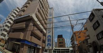 Toyoko Inn Tokyo Tozai-sen Nishi-kasai - Tokio - Außenansicht