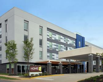 Home2 Suites by Hilton Charlottesville Downtown - Charlottesville - Gebouw