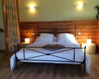 La Mosaïque - Meyrueis - Schlafzimmer