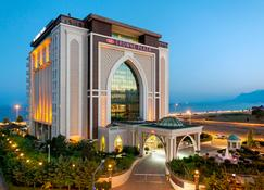 Crowne Plaza Antalya - อันตัลยา - อาคาร