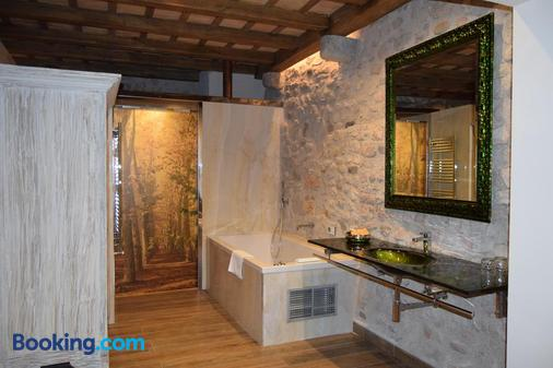 Hotel Historic - Girona - Phòng tắm