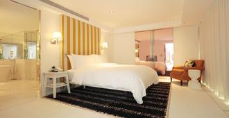 S Hotel | Designed by Philippe Starck - Taipei - Bedroom