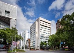 S Hotel | Designed by Philippe Starck - Ταϊπέι - Κτίριο