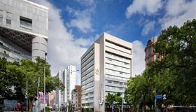 S Hotel | Designed by Philippe Starck - Taipei - Gebouw