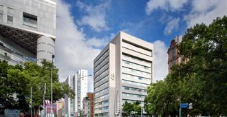 S Hotel | Designed by Philippe Starck - Taipei - Building
