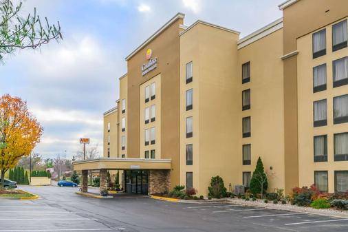 Comfort Inn & Suites - Lexington - Building