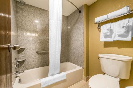 Comfort Inn & Suites - Lexington - Bathroom