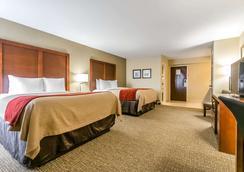 Comfort Inn & Suites - Lexington - Bedroom