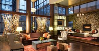 Sheraton Charlotte Airport Hotel - שרלוט - לובי