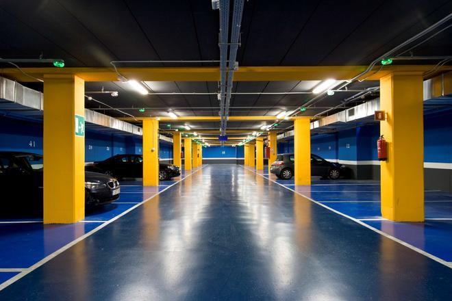 Axor Barajas - Madrid - Lobby