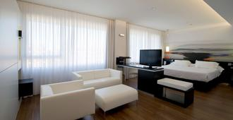 Axor Barajas - מדריד - חדר שינה
