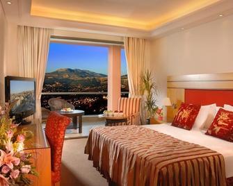 Safir Bhamdoun Hotel - Bhamdoun - Bedroom