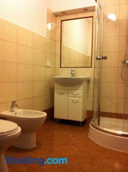 Route 7 Rooms - Myślenice - Bathroom