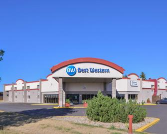 Best Western Marquis Inn & Suites - Prince Albert - Building