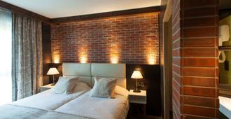 貝斯特韋斯特迪耶普酒店 - 盧昂 - 羅恩 - 臥室