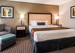 Best Western Plus Magee Inn And Suites - Magee - Bedroom
