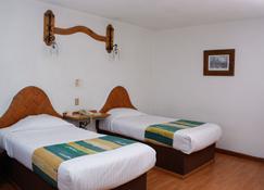 Hotel La Posada - Apizaco - Bedroom