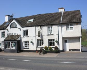 The Harp Inn - Brecon - Byggnad