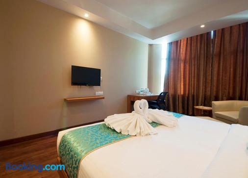 羅伊酒店 - 哈里瓦 - 哈里瓦 - 臥室