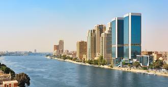 Cairo Marriott Hotel & Omar Khayyam Casino - קהיר - חדר שינה