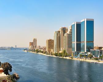 فندق ماريوت القاهرة وكازينو عمر الخيام - القاهرة - غرفة نوم