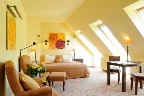 Best Western Seehotel Frankenhorst - Schwerin - Makuuhuone