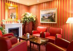 Best Western Seehotel Frankenhorst - Schwerin - Oleskelutila