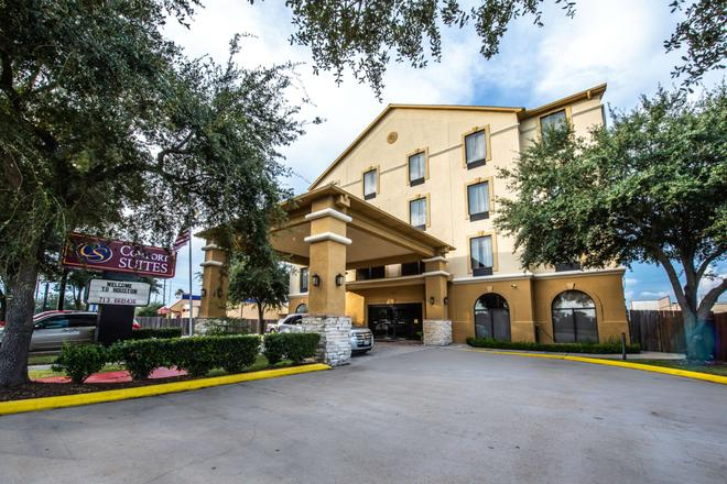 Comfort Suites near Texas Medical Center - NRG Stadium - Houston - Building