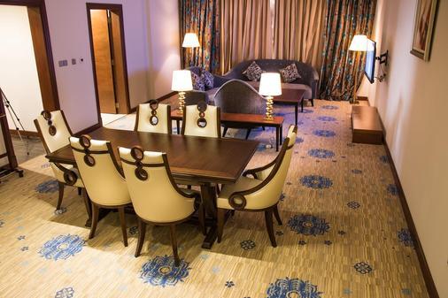 Rayan Hotel Sharjah - Sharjah - Phòng ăn