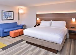 Holiday Inn Express Indianapolis Downtown Convention Center, An Ihg Hotel - Indianapolis - Bedroom
