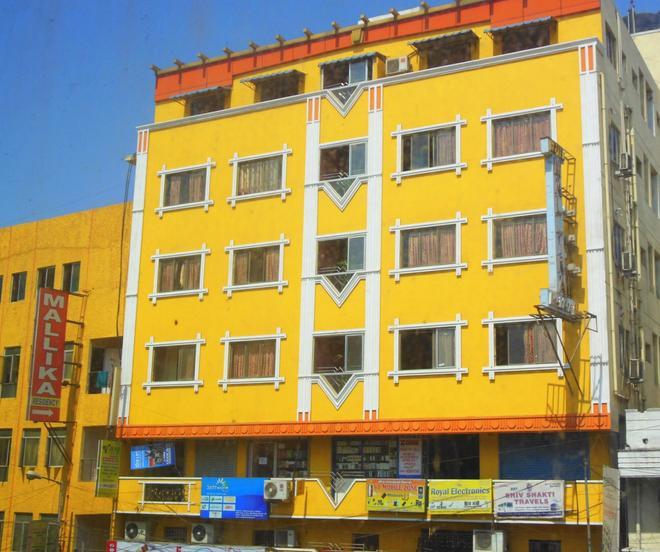 Mallika Residency - Chennai - Building